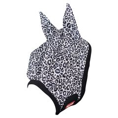 Premiere Fly Mask Animal Print Pony