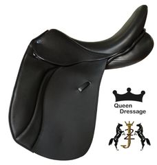 Silla de Doma Queen Dressage Torrel Evolution